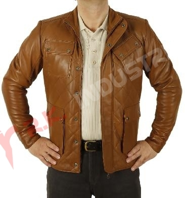 Men Classic Jacket